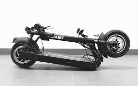 car front suspension kaiju27 48v 500w 27ah electric scooter with front suspension