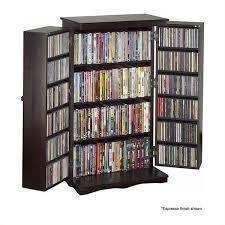 wood cd dvd cabinet leslie dame 40 cd dvd media storage cabinet 415 cad liked on