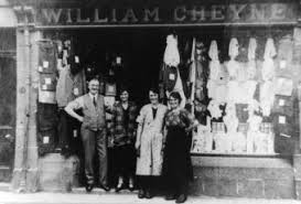 Drapery Shops Our Pirie Family Website William Cheyne Drapery Shops In Fraserburgh