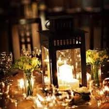Non Flower Centerpieces For Wedding Tables by 79 Best Centerpieces Images On Pinterest Lantern Centerpieces