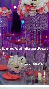 Where To Buy Vases For Wedding Centerpieces Online Get Cheap Wholesale Tall Vases Wedding Centerpieces