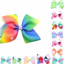 online shop christmas hair accessories headdress children rainbow