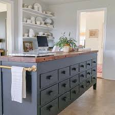gray owl painted kitchen cabinets kitchen island painted in benjamin gray owl