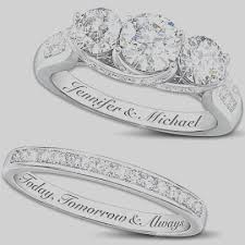engraving engagement ring why is everyone talking about engraving wedding inspiration