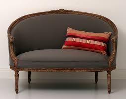 a 19th century painted french sofa seating pinterest french