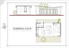 Small Guest House Floor Plans Custom