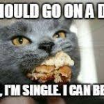 Eating Meme - cat eating meme generator imgflip