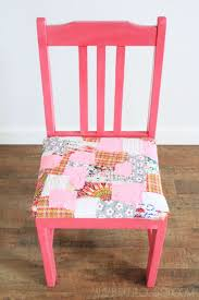 8 diy patchwork stools and chairs you can easily make shelterness