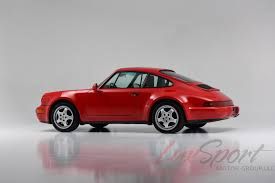 porsche 964 1994 porsche 964 carrera 4 widebody coupe stock 1994107 for sale