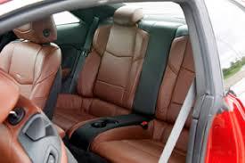 Cadillac Ats Coupe Interior 2015 Cadillac Ats Coupe Autoblog