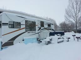 Colorado how to winterize a travel trailer images Winter in the colorado rockies while living in my rv jpg