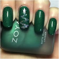 christmas trees u2013 challenge your nail art model city polish
