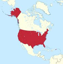 North America World Map by North America Political Map Political Map Of North America Map Of