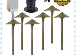Led Low Voltage Landscape Light Bulbs - 12 volt landscape lighting kits u2013 kitchenlighting co
