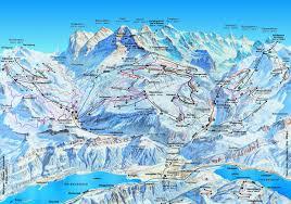 Map Of Colorado Ski Resorts Lauterbrunnen Ski Resort Skirebel Magazine