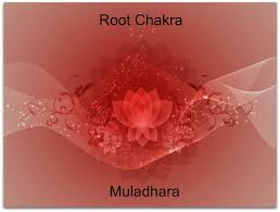 root chakra colors of chakra energy centers
