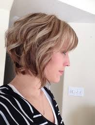 haircut bob wavy hair curly bob hair style popular haircuts