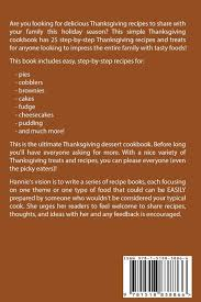 easy to make thanksgiving recipes 25 easy thanksgiving desserts delicious thanksgiving dessert