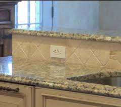 travertine kitchen backsplash guide to gorgeous travertine tile