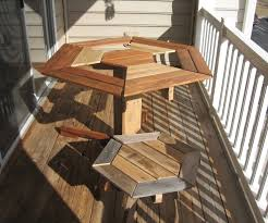 how to make a small table traditional pallet furnature with wood small table and big table on