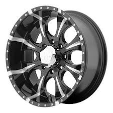 Truck Wheel And Tire Packages Wheels And Tire Packages For Trucks Amazon Com