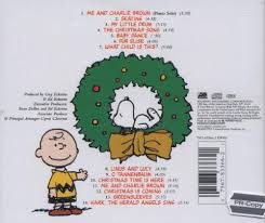 peanuts christmas soundtrack cyrus chestnut friends peanuts related recordings charles m