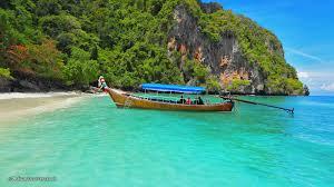 monkey bay in phi phi island great snorkelling spot on koh phi