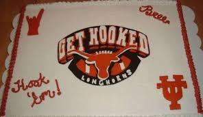university of texas longhorn cookies cakecentral com