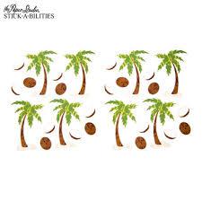 palm tree stickers hobby lobby 581173
