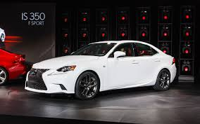 lexus is f usa 2014 lexus is first look motor trend