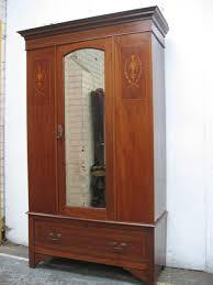 edwardian bedroom furniture for sale edwardian inlaid wardrobe antiques atlas