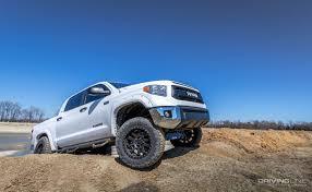 tundra 2014 toyota tundra skyjacker 6 inch lift review drivingline