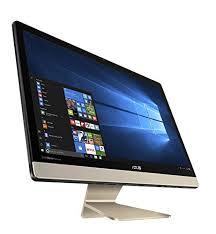 pc bureau tout en un asustek v221iduk ba114t ordinateur de bureau tout en un 21 5 intel