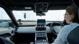 land rover this level 4 autonomous range rover can navigate city streets