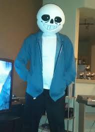 decided to show off my halloween costume a little early undertale