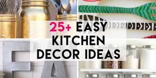 cheap kitchen decor ideas 26 easy kitchen decorating ideas on a budget