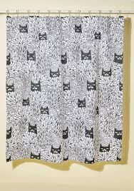 Modcloth Shower Curtain Cat Chat With Caren And Cody Sponsored Holiday Gift Ideas For