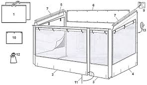 Cheap Rv Awnings How To Create An Rv Awning Room My Gypsy Life Pinterest Rv