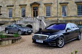 lexus vs mercedes s300 hybrid vs lexus ls 600h auto express
