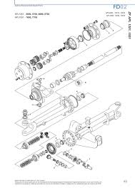 ford front axle page 69 sparex parts lists u0026 diagrams