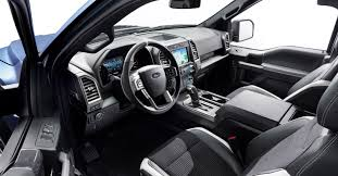Ford F150 Truck Interior - the last 2017 ford f 150 raptor just sold for 157 000