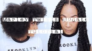 veanessa marley braid hair styles marley twists update tutorial super detailed thenotoriouskia