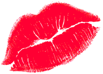 kiss lips tattoo design real photo pictures images and sketches