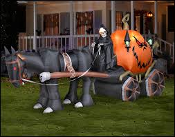 best halloween inflatable yard decorations for a spooky halloween