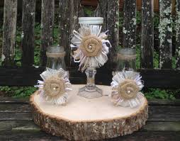 shabby chic unity sand ceremony set rustic country chic unity