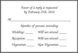 rsvp wedding invitation cards wordings india parekh cards