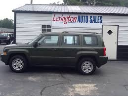 jeep patriot 2009 for sale 2009 jeep patriot sport in nc lexingtonautosales com