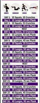 workout plan for beginners at home pin by smexykiitty on french pinterest workout exercises and
