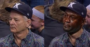 Bill Murray Memes - sad bill murray instantly became a meme after xavier s loss