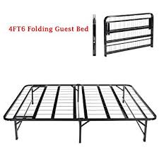 fold away bed goplus folding bed foam mattress twin roll away